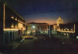 Argenta - Piazza G. Garibaldi - Notturno - Italia