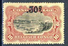 COB 98 *  (P135) - Belgian Congo