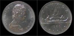 Canada 1 Dollar 1968- Voyageur - Canada