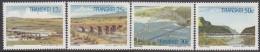 TRANSKEI, 1985 BRIDGES 4 MNH - Transkei