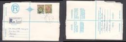 South Africa:  1978 Registered Letter : Franked  19c, ATHLONE > Pretoria - South Africa (1961-...)