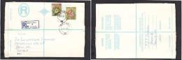 South Africa:  1978  Registered Letter : Franked 19c,  BETHAL 3  > Pretoria - South Africa (1961-...)