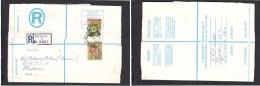 South Africa:  1977  Registered Letter : Franked 19c,  BETHAL 3  > Pretoria - South Africa (1961-...)