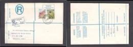 South Africa:  1978  Registered Letter : Franked 19c,  BETHAL 4  > Pretoria - South Africa (1961-...)