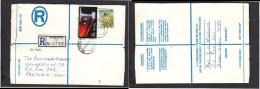 South Africa:  1978 Registered Letter : Franked 19 C, BLOEMFONTEIN 42, LABEL 79, > Pretoria - South Africa (1961-...)