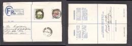 South Africa:  1978 Registered Letter : Franked 19 C, BLOEMFONTEIN 42, LABEL 74 > Pretoria - South Africa (1961-...)