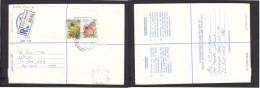 South Africa:  1977 Registered Letter : Franked  19c, BOOYSENS JOHANNESBURG, Label 1 > Pretoria - South Africa (1961-...)