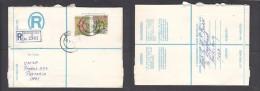 South Africa:  1978 Registered Letter : Franked  19c, BOKSBURG , Label 3- > Pretoria - South Africa (1961-...)