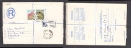 South Africa:  1977 Registered Letter : Franked  19c, BOKSBURG , Label 1 - > Pretoria; - South Africa (1961-...)