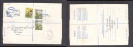South Africa:  1977 Registered Letter : Franked  19c, BOKSBURG , Label  - > Pretoria; - South Africa (1961-...)