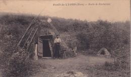 LYONS(27)neuve-hutte De Bûcherons - Lyons-la-Forêt