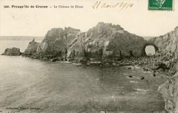 PRESQU'ILE DE CROZON -29- LE CHATEAU DE DINAN - Crozon