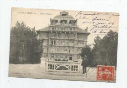 Cp , Hôtels & Restaurants , ¨44 , LA BAULE , Hôtel Royal , Voyagée 1909 - Hotels & Restaurants