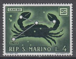 D3026 - San Marino Mi.Nr. 945 **/MNH - Nuovi