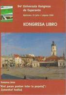 Esperanto Congress Book 2009 Byalistok - Kongresa Libro Universala Kongresa 2009 Bjalistoko - Oude Boeken