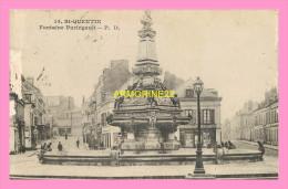 CPA  SAINT QUENTIN   Fontaine Paringault - St. Quentin En Yvelines