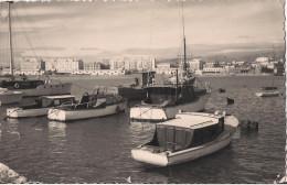 ESPAGNE MALAGA VISTA PARCIAL DEL PUERTO - Malaga