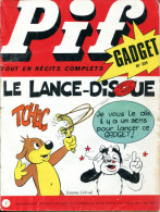 Pif Gadget N° 234  D'août 1973 - Pif Gadget