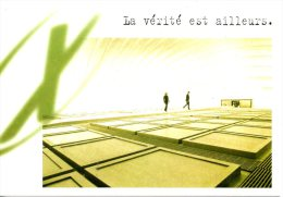 FRANCE. Entier Postal De 1998. The X Files. - Cinema