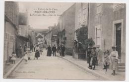 89 YONNE - ARCY SUR CURE La Grande Rue Prise Du Haut - Altri Comuni