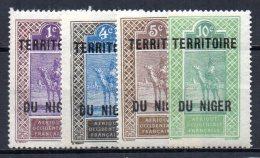 3/ Niger : N° 1 à 5 Sauf 2  Neuf  XX  , Cote :  5,20 € , Disperse Trés Grosse Collection ! - Niger (1921-1944)