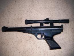 Pistolet Vintage Air Comprimer De Marque Gamo - Armes Neutralisées