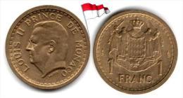Monaco - 1 Franc 1945 (High Grade) - Monaco