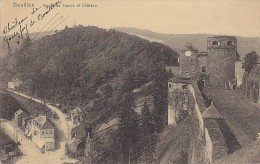 Belgique - Bouillon - Château - Militaria 1919 Régiment Bazeilles - Bouillon