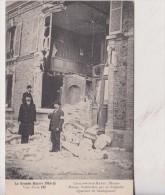 1915  CHALON-SUR-MARNE .- Maison Bombardée Par Un Zeppelin  2 Scan - Châlons-sur-Marne