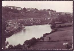Limoges - Isle - La Vallée De La Vienne - Sanatorium Du Cluzeau. - Tb:1958 Détails..( 2 Scans ) - Limoges