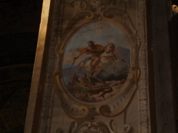 """S.GIORGIO Martire - Chiesa""""S.Pietro Al Po"""" CREMONA - Fotografia - Religione & Esoterismo"""