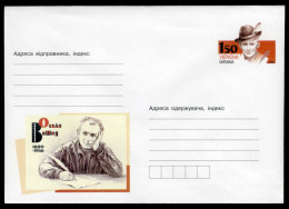Ukraine 2009. Сover. Ostap Vyshnya Ukrainian Writer, Humourist, Satirist (1242) - Oekraïne
