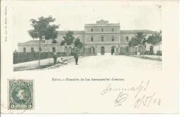 ESPAGNE REUS ESTACION DE LOS FERROCARRILES DIRECTOS - Espagne