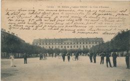 BRIVE - Caserne Brune - La Cour D'Honneur - Brive La Gaillarde