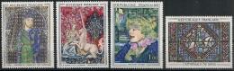 Francia/France: Vetrata, Dipinto, Vitrail, Peinture, Painted, Glass Window - Vetri & Vetrate
