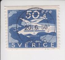 Zweden Michel-cataloog 239 Gestempeld - Used Stamps