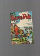MARCO POLO:album N°7 53,avec N°53,54,55,56 - Livres, BD, Revues