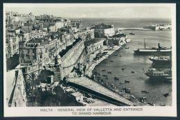 MALTA VALLETTA General View - Malta