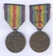 Médaille Interalliée - Belgien