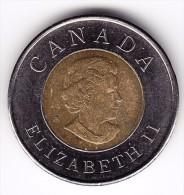 2008  Canada Quebec $2 Commemorative Coin - Canada