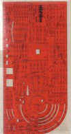 Marklin - NORMOGRAPHE - Masstab 1:10 K-GLEIS HO - 0210 - Echelle HO