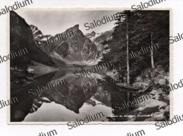Seealpsee Altmann Rossmad & Santis - AR Appenzell Rhodes-Extérieures