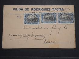 CHILI - Enveloppe Pour La France En 1911 - Aff. Plaisant - A Voir - Lot P14539 - Chili