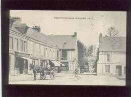 76 Gonneville Le Mallet édit. Desaix Animée Attelage - Otros Municipios