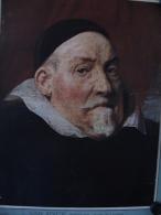 Van Dyck ,portrait D´un Flamand,(fragment) - Old Paper