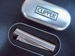 Briquet CLIPPER Dans Son écrin - Non Classés
