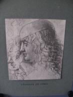 Léonard De Vinci - Vieux Papiers