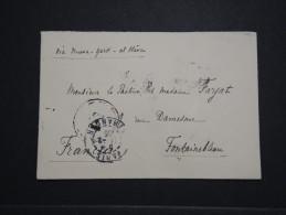 EQUATEUR - Enveloppe Pour La France En 1905 - A Voir - Lot P14554 - Equateur