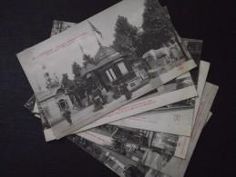SAINT-ETIENNE (Loire) - EXPOSITION  INTERNATIONALE De 1904 - Lot De 6 CPA - Non Voyagées - A Voir ! - Saint Etienne