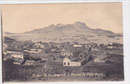 Cabo Verde - S. Vincente - Cabeca De Washinton - Cap Vert